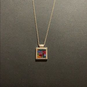Brighton Brand Pendent and Necklace
